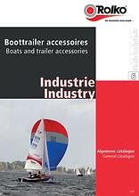 Industrie catalogus - 6 Boottrailer accessoires