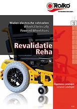 Revalidatie catalogus - 2 Wielen E-stoelen