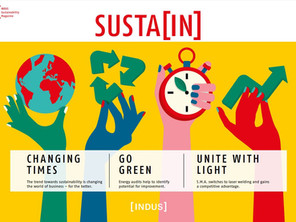Rolko in the Sustainability Magazine SUSTA[IN]