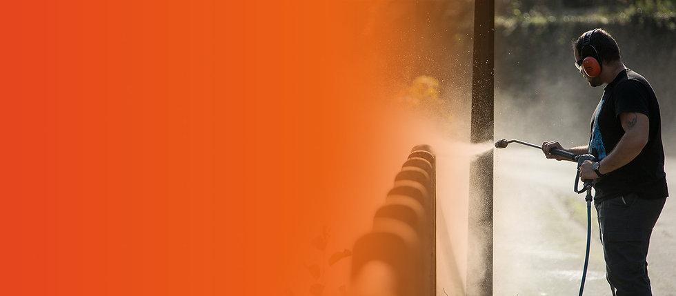 grande bande PROX -nettoyage manutention