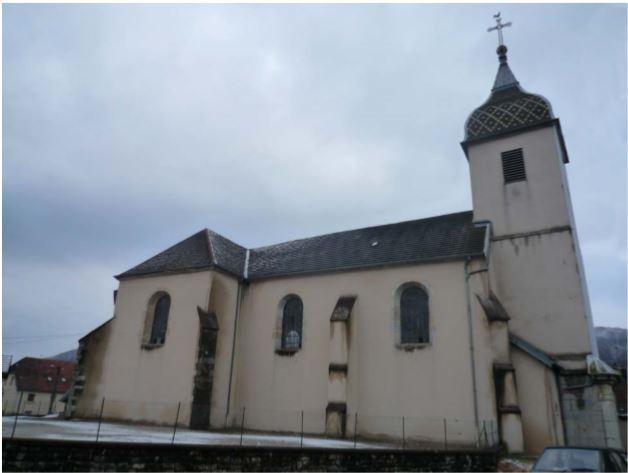 Eglise de Marchaux