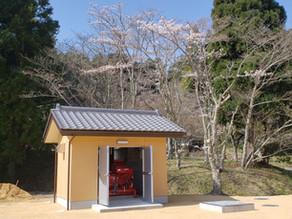 国宝長壽寺・重要文化財白山神社