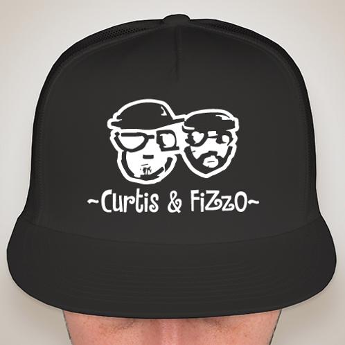 ~Curtis & FiZzO~ Trucker Hat