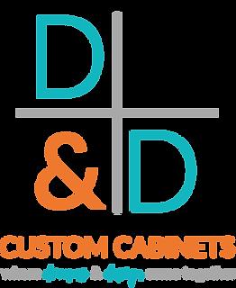 D&D Custom Cabinets Logo.png