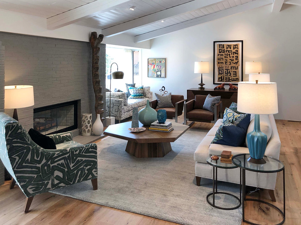 Reside Home Living Room Interior Design