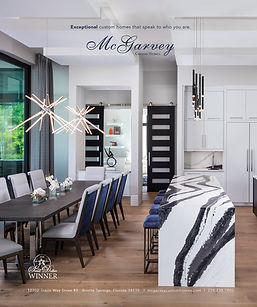 McGarvey - Florida Design Ad - January 2