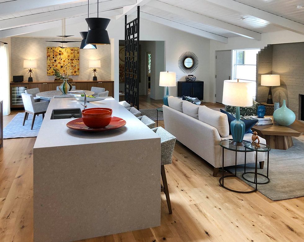 Reside Home Great Room Interior Design S