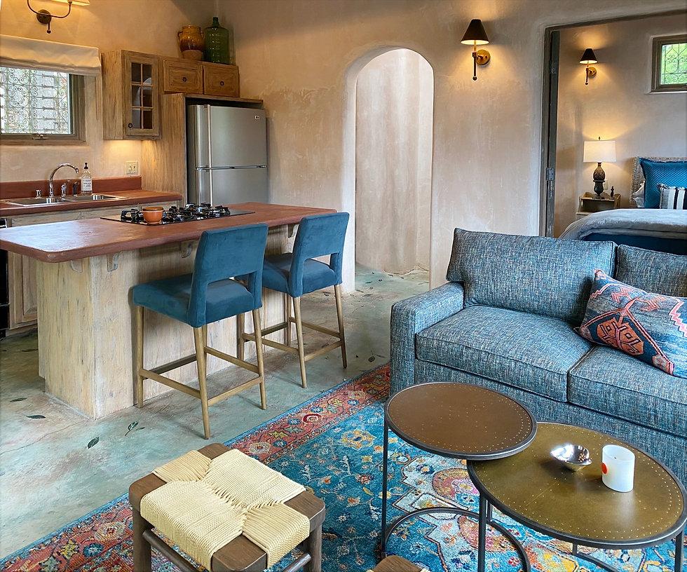 Reside Home Santa Fe New Mexico Fairchil