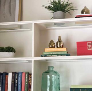 seitz home shelfie green glass tingtang