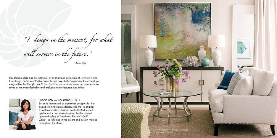 tingtang creative Graphic Design Branding Marketing Creative Direction Naples Florida Bay Design Brochure