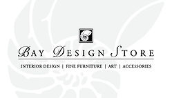 Bay Design Store Business Cards