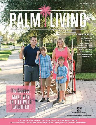 Palm Living Magazine Erika Rohde Realtor