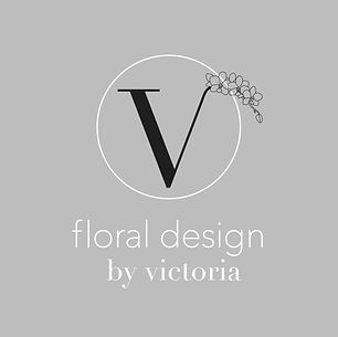 Floral Designs by Victoria Business Card