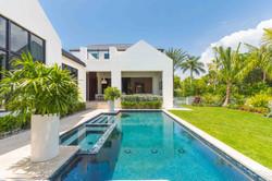 Jeffrey Fisher Home Luxury Interior Design Imagined Home Decor Naples Exterior Pool