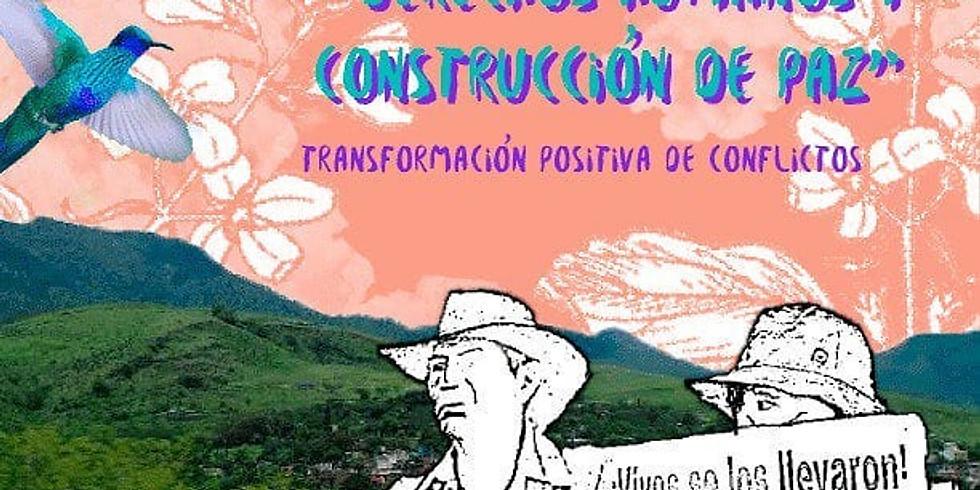 Encuentro Derechos Humanos y Construcción de Paz