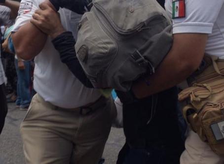 *EL INM MANTIENE HACINADAS A 66 PERSONAS EN EL CENTRO DE DETENCIÓN MIGRATORIA DE HUIXTLA*