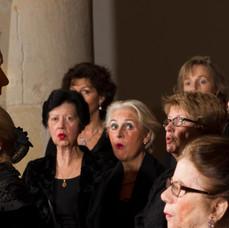 Nederlandsche Händelvereninging in het Concertgebouw Amsterdam