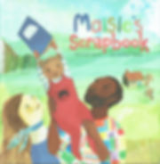 Maisie's Scrapbook By Samuel Narh & Jo Loring-Fisher