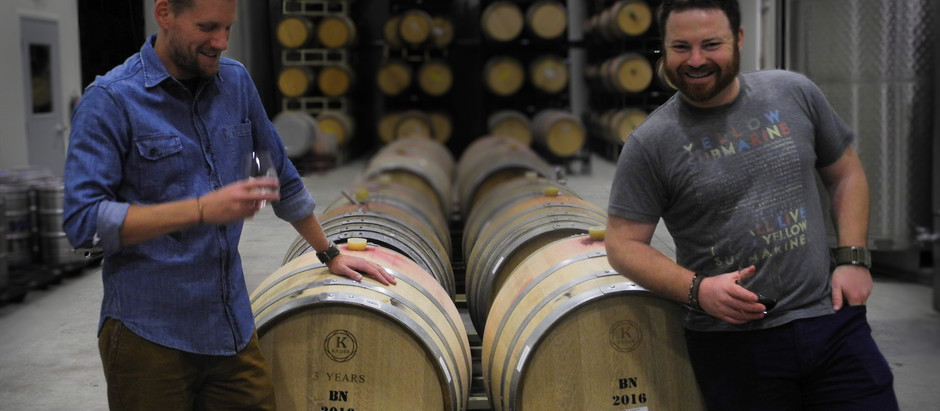 BENEVOLENT NEGLECT: THE HEART AND SOUL OF ONE OF NAPA'S MOST TALKED ABOUT WINERIES