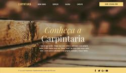 Site modelo: Carpinteiro