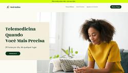 Site modelo: Telemedicina