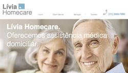 Site modelo: Homecare