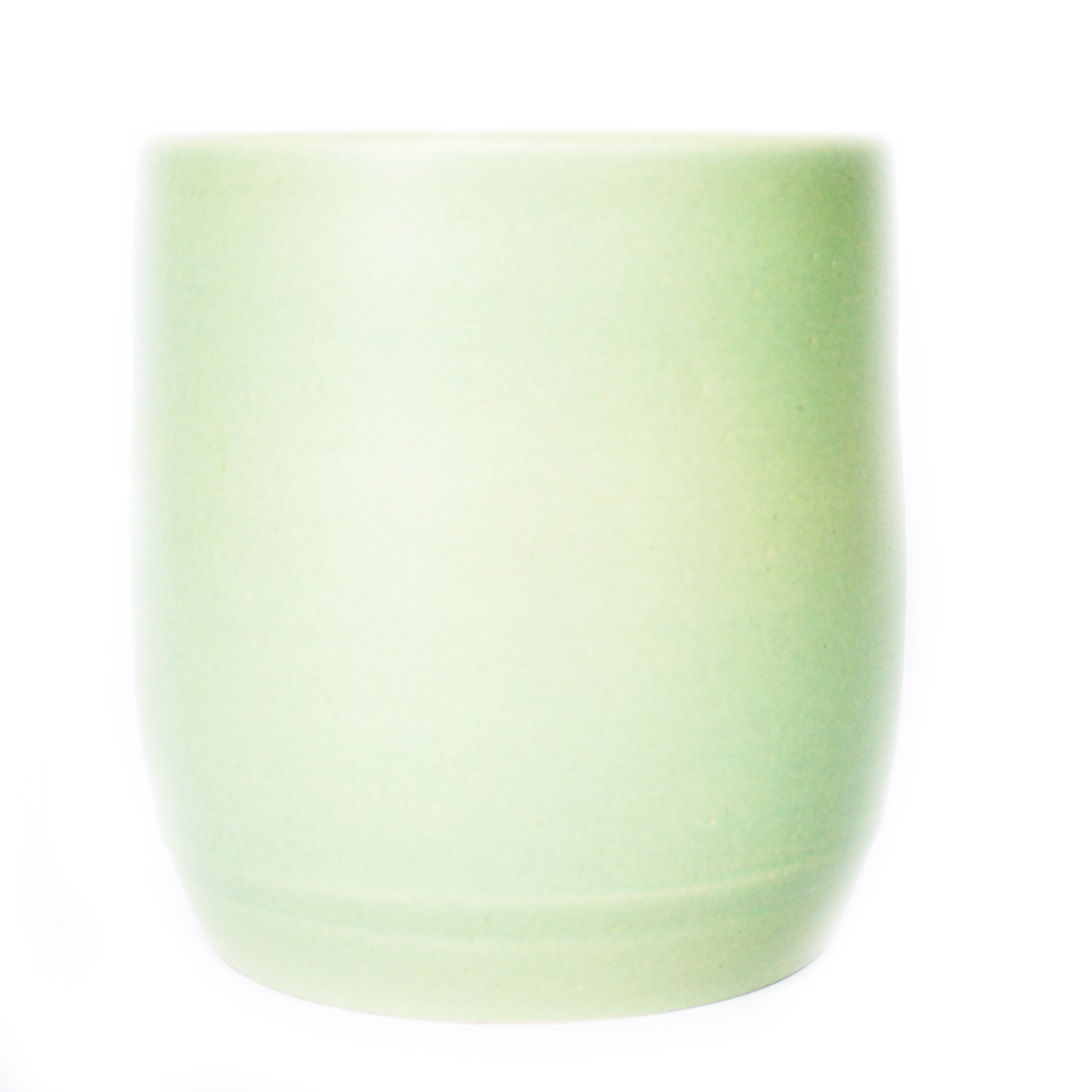 Matt Mint Green Planter