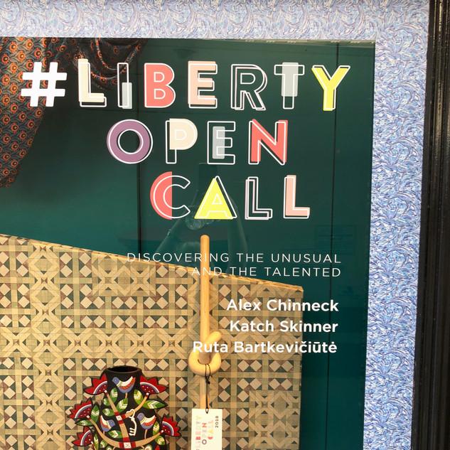 #Libertyopencall