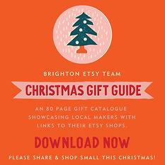 Brighton Etsy Team - Christmas Gift Guid