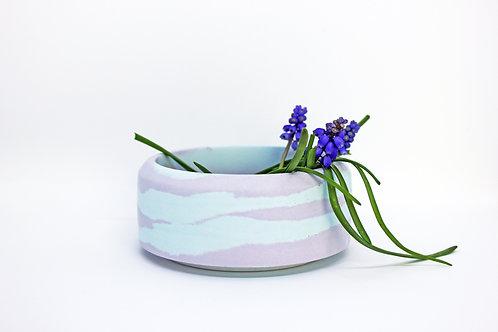 Blue & Purple Stripe