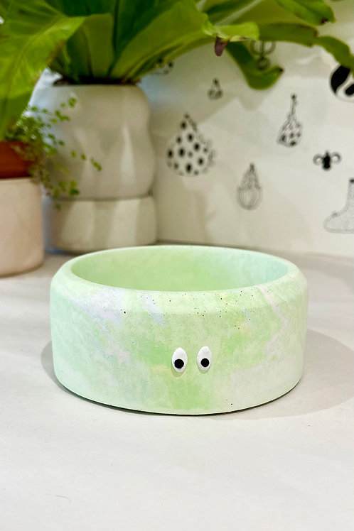 *Sample Piece* Pastel Marble Eye Spy Stackable Dish