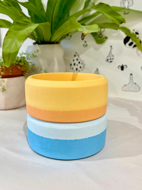 *Perfectly Imperfect* Ombre Stackable Dish