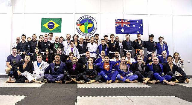 One Purpose BJJ Grading Christmas 2018.j