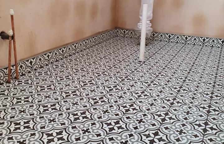 Essex tiling