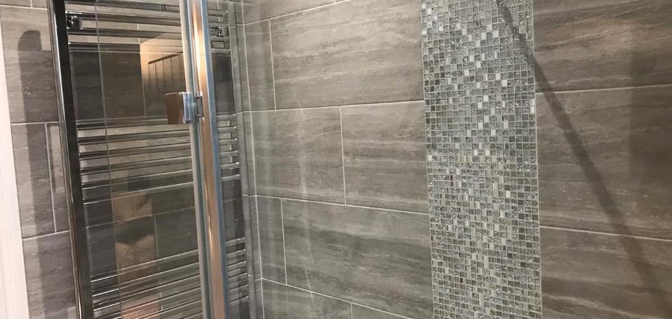Shower installation essex
