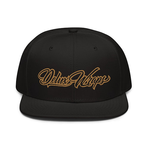 That Black and Gold Snapback
