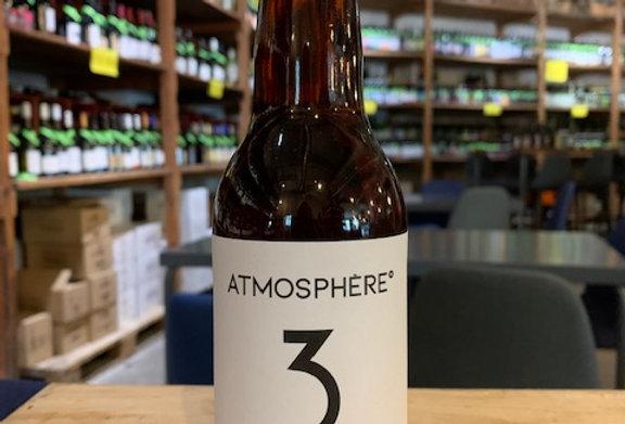 Bière Atmosphère N°3 Ambrée 33 cl 5°
