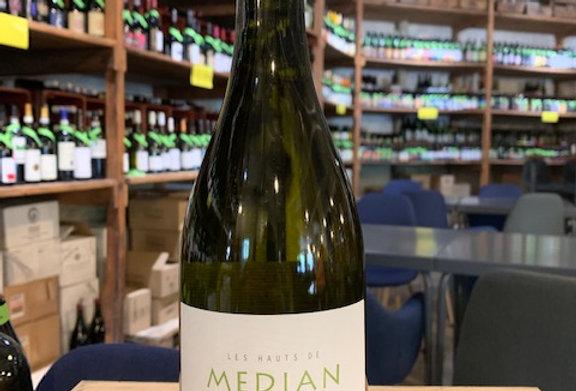 IGP Oc Les Hauts de Médian Blanc Chardonnay-Viognier 2019