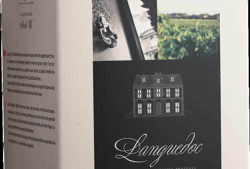Languedoc Aurélie Vic  Rouge BIB 10 L