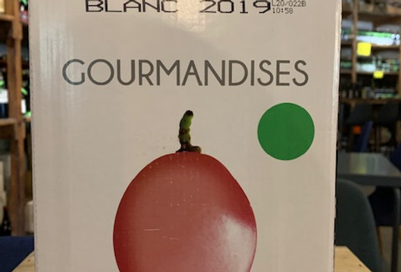 IGP Oc Preignes Gourmandises Blanc BIB 5 L