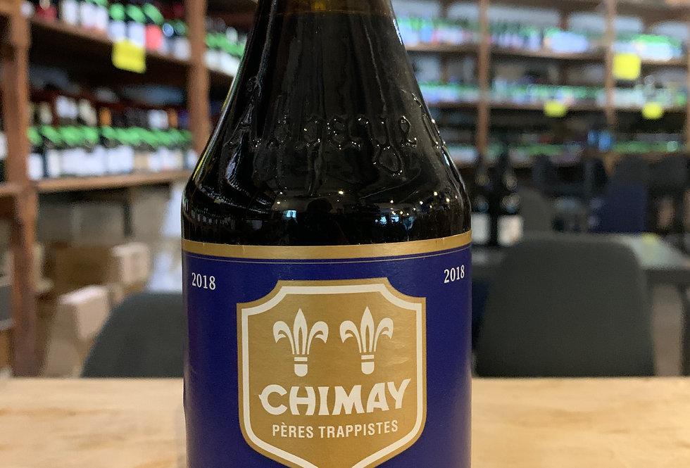 Bière Chimay Bleue Trappiste 33 cl 9°