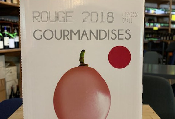 IGP Oc Preignes Gourmandises Rouge BIB 10 L