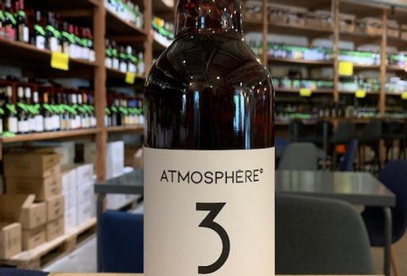 Bière Atmosphère N°3 Ambrée 75 cl 5°