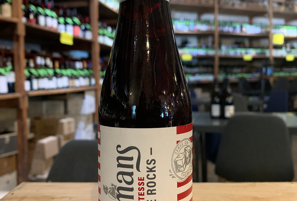 Bière Liefmans Fruits Rouges Fruitesse 25 cl 3.8°