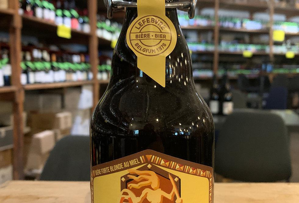 Bière Barbar Blonde au Miel 33 cl 8°