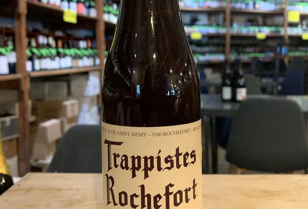 Bière Rochefort 6 Trappiste 33 cl 7.5°