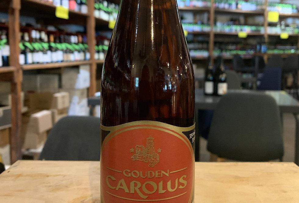 Bière Carolus Ambrio Strong Ale 33 cl 8,5°