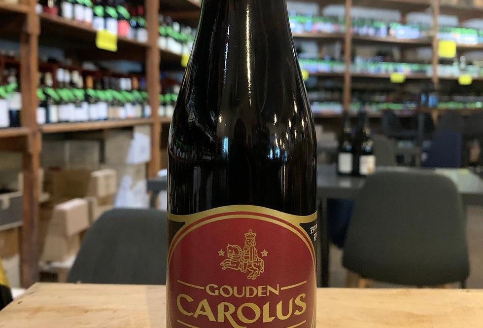 Bière Carolus Classic Blonde 33 cl 8,5°
