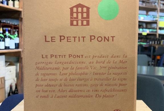 IGP Oc Preignes Petit Pont Blanc BIB 5 L