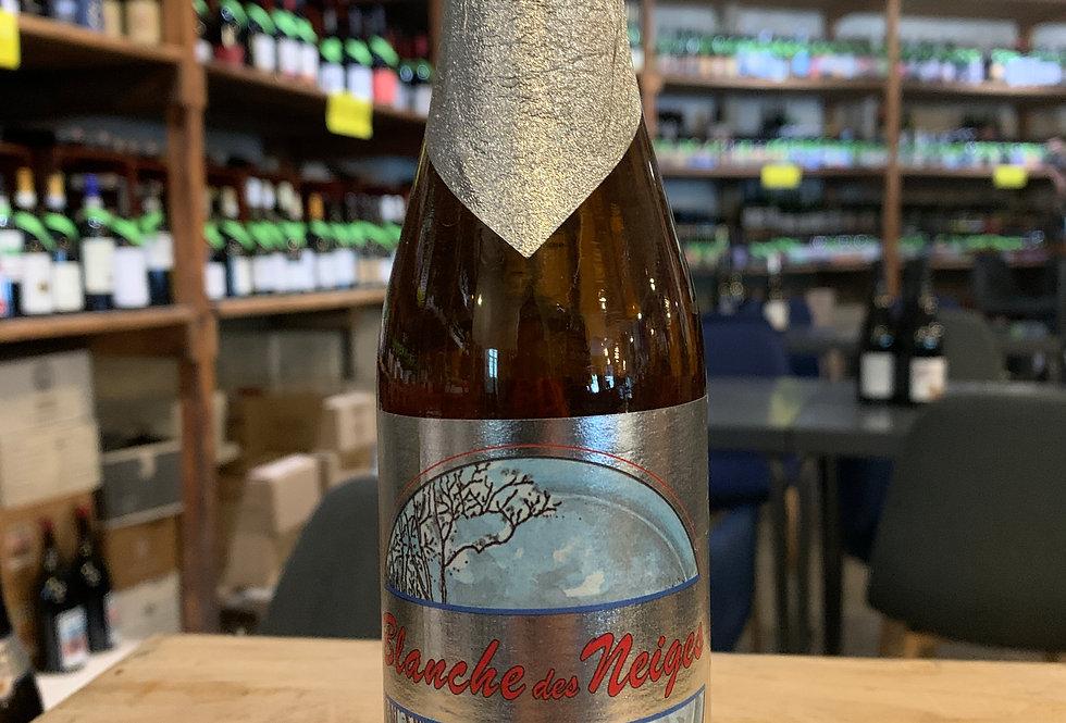 Bière Blanche des Neiges 33 cl 4.9°